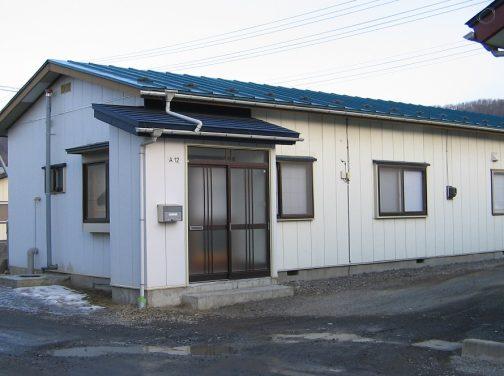 中村アパート A12号
